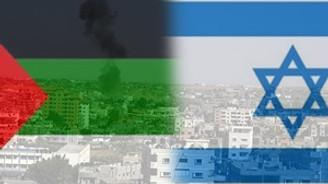 Sınırın İsrail tarafında ilk