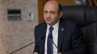 'KOSGEB desteğini 345 milyon liranın üzerine çıkarmayı hedefliyoruz'