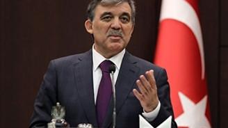 Cumhurbaşkanı Gül'den ateşkes açıklaması