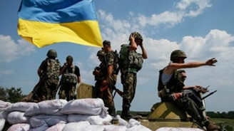 İki Ukrayna uçağı düşürüldü
