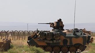 Sınırda IŞİD hareketliliği