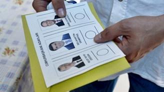 'Ortada gezen oy pusulası yok'