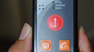 168 şiddet mağduru kadına ''panik butonu'' verildi