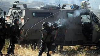 Gazze'deki ateşkes 2 saat sürdü!