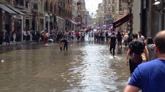 Yağış İstanbul'a 10 günlük su bıraktı