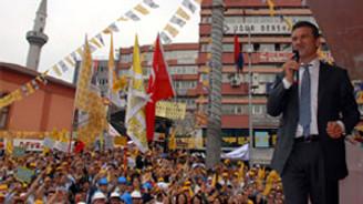 Sarıgül'ün yol arkadaşları AKP'ye katıldı