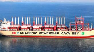 Karadeniz gemisi artık serbest
