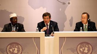 BM İstanbul Somali Konferansı sona erdi