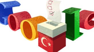 Cumhurbaşkanlığı seçimi doodle oldu