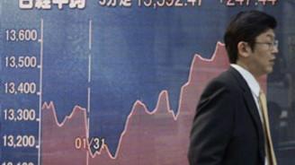 Deprem, Asya borsalarında da hissedildi