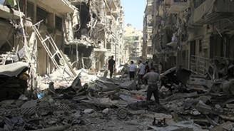 Suriye'de hava saldırısı: 11 ölü