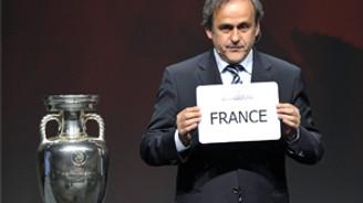 EURO 2016'nın ev sahibi Fransa