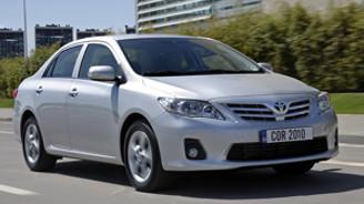 Toyota Corolla'nın tasarımı yenilendi