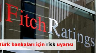Türk bankaları için risk uyarısı