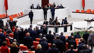 CHP'liler Komisyon'u terk etti