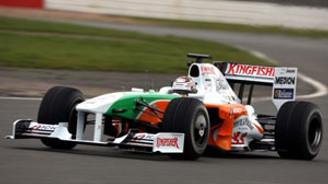 Force India, Lotus'a dava açtı