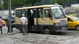 İstanbul'da minibüs ücretlerine yüzde 10 zam!