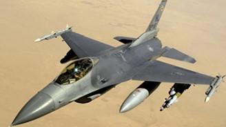 Pakistan F-16'ları teslim edildi