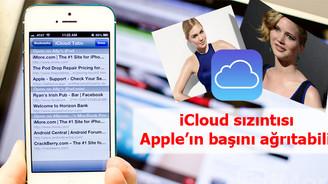 iCloud sızıntısı Apple'ın başını ağrıtabilir