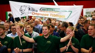 Almanya'da makinistler 9. kez greve gidiyor
