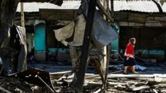 Ukrayna: Rusya büyük bir savaş başlattı