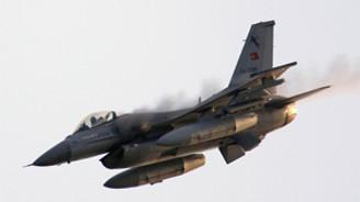F-16 uçağı düştü