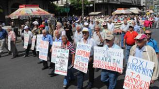 Yunanistan'da grev dalgası durulmuyor