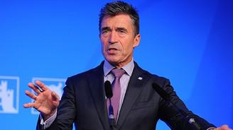 Rasmussen'den flaş Suriye açıklaması