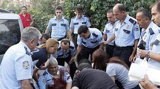 Başkent'te hırsızlar 3 polisi ağır yaraladı