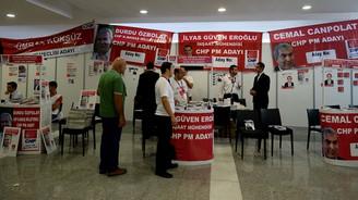CHP'de parti yönetimi belirleniyor