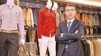 'Erkek giyim sektörü cari açığın giderilmesine büyük katkı sağlıyor'