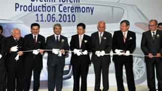 Hyundai i20 Troy'un İzmit'te üretimi başladı
