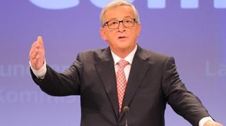Juncker: 'Hayır' oyu Yunanistan'ın pozisyonunu zayıflatır