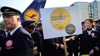 Lufthansa Cargo'da pilotlar greve gidiyor
