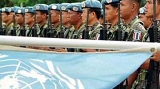 Kaçırılan BM askerleri serbest