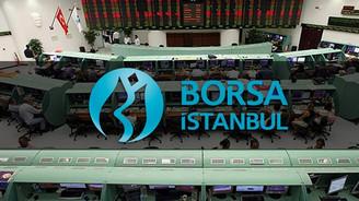 Borsa'ya yabancı girişi 2.3 milyar $ oldu