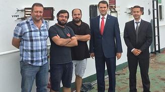 Kanada'daki mahsur gemiciler Türkiye'ye dönüyor