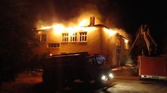 Bulanık'ta 3 okula molotoflu saldırı