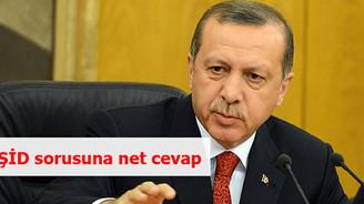 Türkiye'nin teröre karşı tutumu bellidir