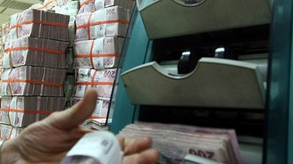 Hazine piyasaya 864 milyon lira borçlandı