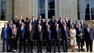 Konferanstan Irak'a 'askeri destek' çıktı