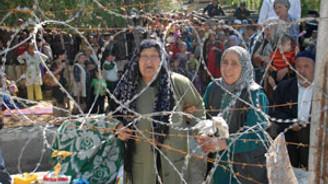 İnsani yardımlar Kırgızistan'ın güneyine ulaşmıyor