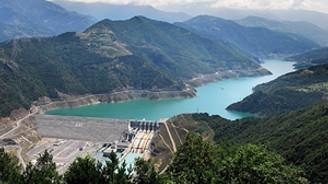 Barajlarının yarısı doldu