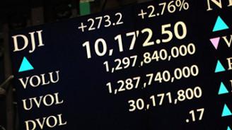 New York Borsası, güne yükselişle başladı