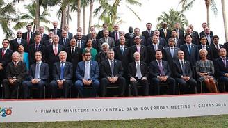 'Merkez bankaları deflasyonist baskıları zamanında ele almalı'