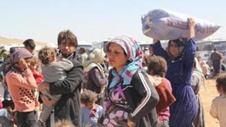 Türkiye'ye giren Suriyeli sayısı 100 bini buldu