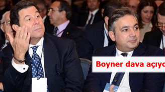 Boyner dava açıyor