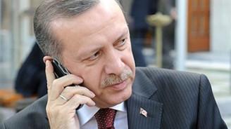 Erdoğan, Biden ile telefonda görüştü