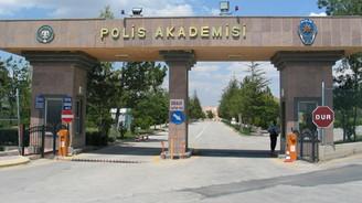 Polis Akademisi'ne 2 bin 500 öğrenci alınacak
