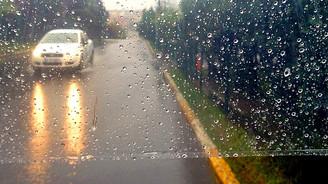 Meteorolojiden bazı illere sağanak uyarısı